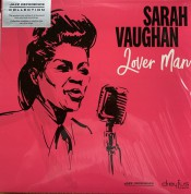 Sarah Vaughan: Lover Man - Plak