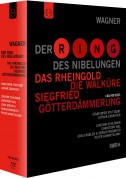 Renate Behle, Albert Bonnema, Roland Bracht, Sarah Castle, Çeşitli Sanatçılar, Staatsorchester Stuttgart, Lothar Zagrosek: Wagner: Der Ring Des Nibelungen - BluRay