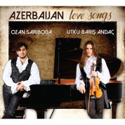 Azerbaijan Love Songs - CD
