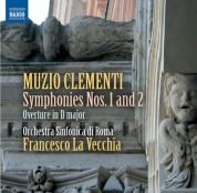 Francesco La Vecchia, Rome Symphony Orchestra: Clementi: Symphonies Nos. 1 & 2 - CD