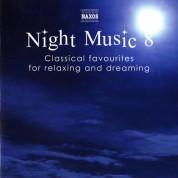 Çeşitli Sanatçılar: Night Music, Vol. 8 - CD