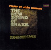 João Donato: Piano Of João Donato / The New Sound Of Brazil - CD