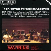 Kroumata Percussion Ensemble: The Kroumata Percussion Ensemble - CD