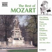 Çeşitli Sanatçılar: Mozart: Best of Mozart (The) - CD