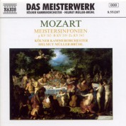 Mozart: Master Symphonies (Symphonies Nos. 25, 33, and 39) - CD