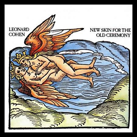 Leonard Cohen: New Skin For The Old Ceremony - Plak