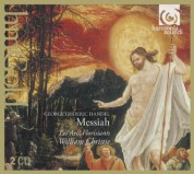 Les Arts Florissants, William Christie: Handel: Messiah - CD