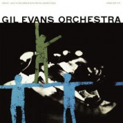 The Gil Evans Orchestra: Great Jazz Standards - Plak