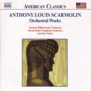 Scarmolin: Orchestral Works - CD