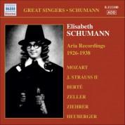 Elisabeth Schumann: Schumann, Elisabeth: Mozart and Viennese Operetta Aria Recordings (1926-1938) - CD
