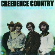 Creedence Clearwater Revival: Creedence Country Extra tracks - CD