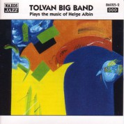 Tolvan Big Band  Plays the Music of Helge Albin - CD