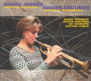 Ingrid Jensen: Higher Grounds - CD