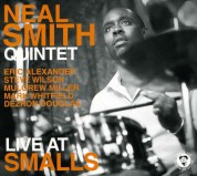Neal Smith: Live At Smalls 2009 - CD