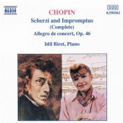 İdil Biret: Chopin: Scherzi  and  Impromptus (Complete) - CD