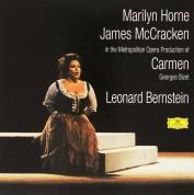 Marylin Horne, James McCracken, The Manhattan Opera Chorus, The Metropolitan Opera Orchestra, Leonard Bernstein: Bizet: Carmen - Plak