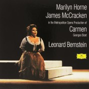 Marylin Horne, James McCracken, The Manhattan Opera Chorus, The Metropolitan Opera Orchestra, Leonard Bernstein: Bizet: Carmen - Plak