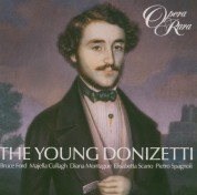 Bruce Ford, Russell Smythe, Marilyn Hill Smith, Diana Montague: Donizetti: The Young Donizetti - CD
