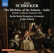Berlin Radio Symphony Orchestra, JoAnn Falletta: Schreker: The Birthday of the Infanta - Suite - CD