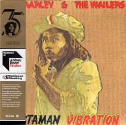 Bob Marley & The Wailers: Rastaman Vibration (Half Speed Mastering) - Plak