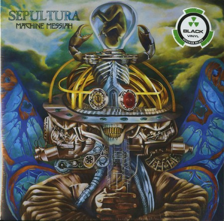 Sepultura: Machine Messiah - Plak