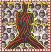 A Tribe Called Quest: Midnight Marauder - Plak
