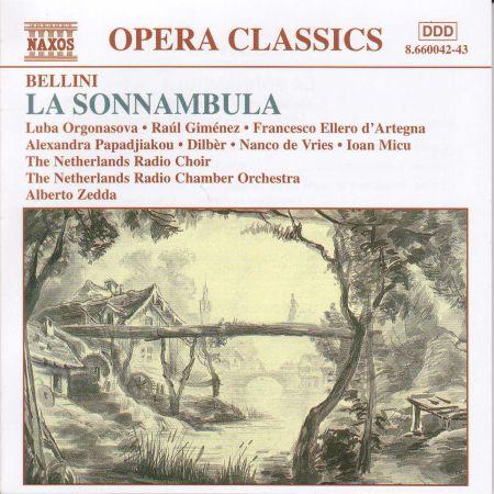 Bellini: Sonnambula (La) - CD