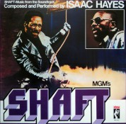Isaac Hayes: Shaft - Plak
