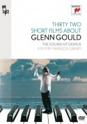 Thirty Two Short Films About Glenn Gould - DVD