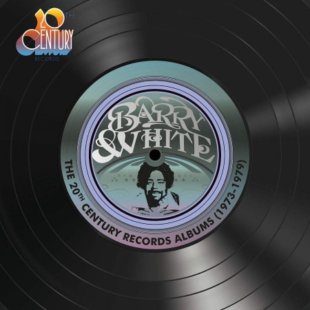 Barry White: The 20th Century Records Albums - Plak