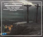 JS Bach / arr. Robert Schumann Johannes Passion - SACD