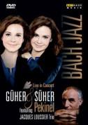 Güher & Süher Pekinel: Bach Jazz - DVD