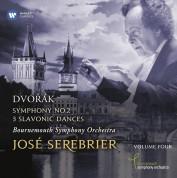Bournemouth Symphony Orchestra, Jose Serebrier: Dvorak: Symphony No.2, 3 Slavonic Dances - CD