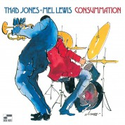 Thad Jones – Mel Lewis Orchestra: Consummation - CD