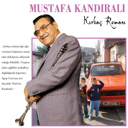 Mustafa Kandıralı: Kırbaç Romanı - CD