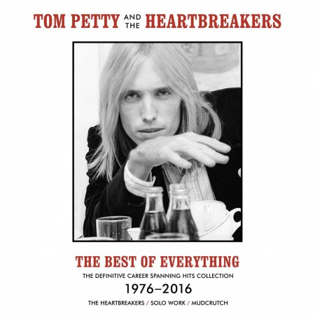 Tom Petty & The Heartbreakers: The Best of Everything 1976-2016 - CD