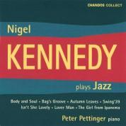 Nigel Kennedy Plays Jazz - CD