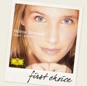 Hélène Grimaud - Chopin, Rachmaninov - CD