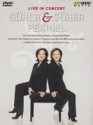 Güher & Süher Pekinel: Live in Concert - DVD