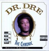 Dr. Dre: The Chronic - Plak