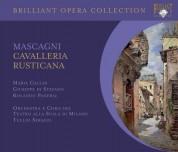 Maria Callas, Rolando Panerai, Anna Maria Canali, Giuseppe di Stefano, Tullio Serafin, La Scala Orchestra: Mascagni: Cavalleria Rusticana - CD