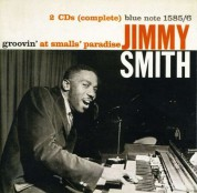 Jimmy Smith: Groovin' At Smalls' Paradise Vol.1 & 2 - CD