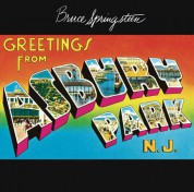 Bruce Springsteen: Greetings From Asbury Park, N.J. - CD