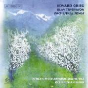 Grieg: Olav Trygvason +Orchestral Songs - SACD