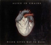 Alice In Chains: Black Gives Way To Blue - CD