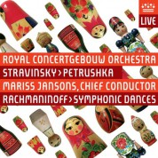 Mariss Jansons, Royal Concertgebouw Orchestra: Rachmaninov, Stravinsky: Symphonic Dances, Petrouchka - SACD