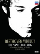 Bernard Haitink, London Philharmonic Orchestra, Vladimir Ashkenazy: Beethoven: The Piano Concertos - DVD