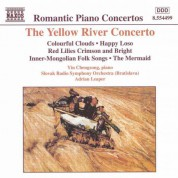 Slovak Radio Symphony Orchestra: Chu / Liu / Sheng / Xu / Yin / Shi: The Yellow River Piano Concerto - Chinese Works for Piano Solo - CD