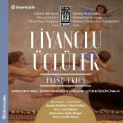 Bosphorus Trio: Piyanolu Üçlüler - CD