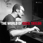 Cecil Taylor: The World Of Cecil Taylor (Images By Iconic Photographer Francis Wolff) - Plak